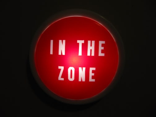 Are you living in the ZONE?